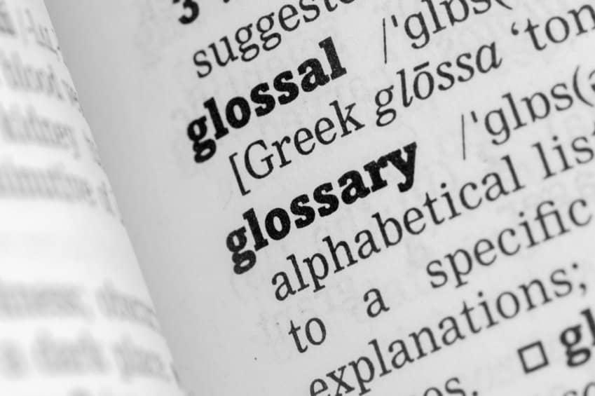 Glossario Scommesse: tutti i termini in gioco