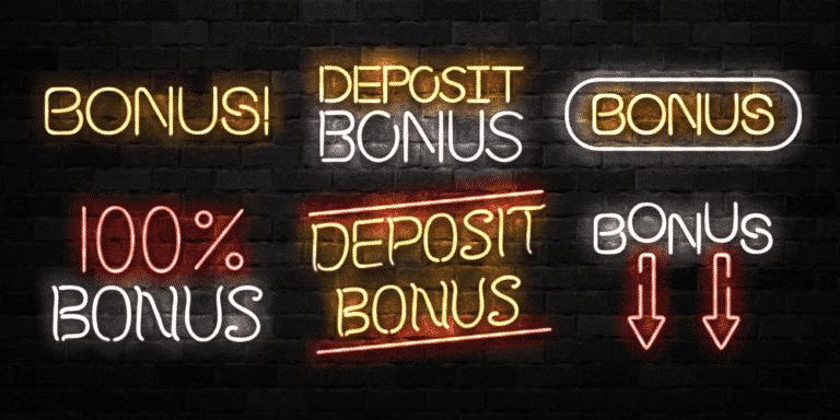 tipi di bonus benvenuto