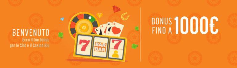 bonus casino online Snai