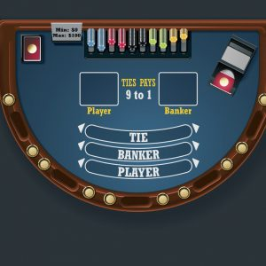 come si gioca a baccarat online